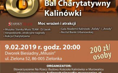 8 Bal Charytatywny Kalinówki