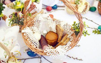 Treść Błogosławieństwa pokarmów Wielkanocnych